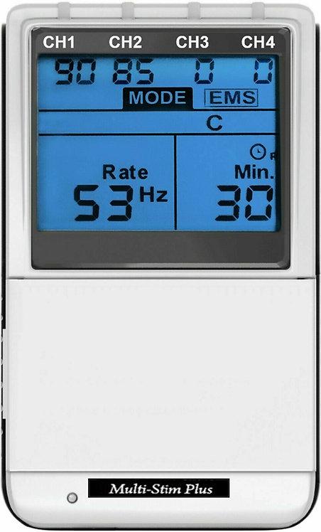 Multi Stim Plus Dual Power Combo TENS/EMS Machine