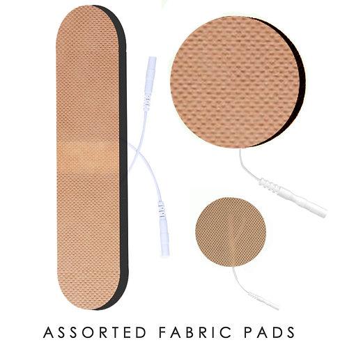 Assorted Premium Fabric Pads Set (9x)
