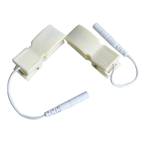 Ear Clip Electrodes for TENS Machines VNS