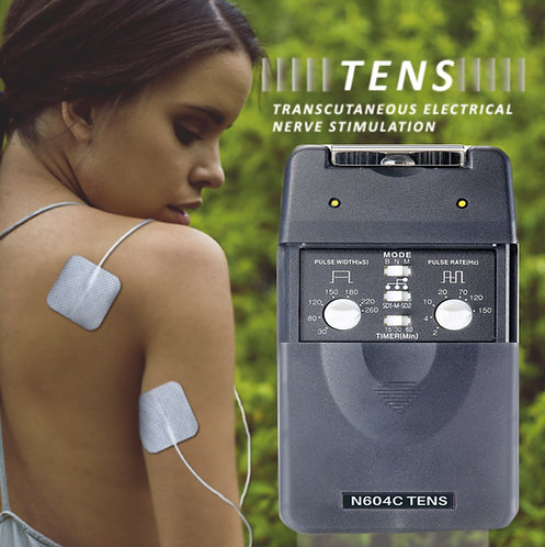 Latest Analog N-604C TENS Machine with 5 modes & treatment timer $69 Delivered!