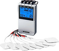 Multi-Stim Plus TENS & EMS Machine For Pain Relief & Muscle Stimulation