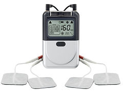 Interferential IF-908 Stimulator for deep Nerve & Muscle Pain Relief