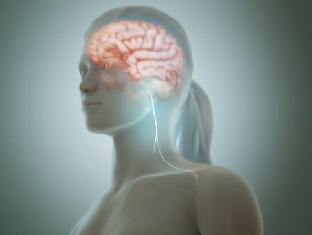 Vagus Nerve Stimulation (VNS) using TENS Ear Clips.