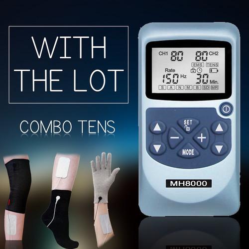 Buy Combo Tens Machine Australia, Tens Unit Australia