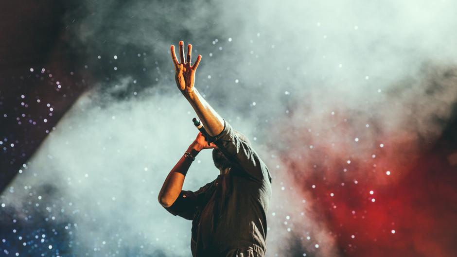 Top 10 legendary hip hop concert moments