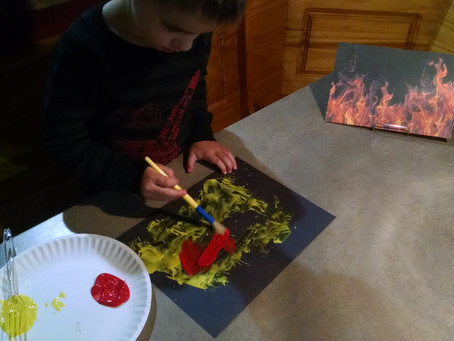 An Invitation to Create: Fire