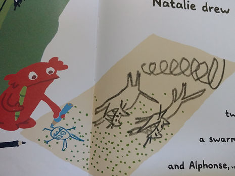 Sample of children's book