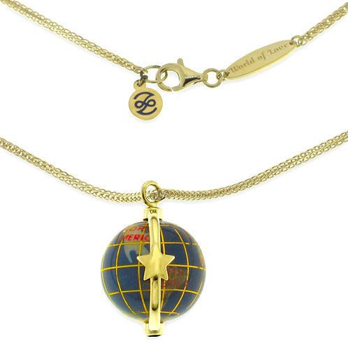 20 mm globe with star