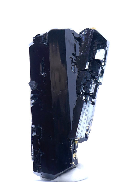 Shiny Schorl Double-ender Crystal
