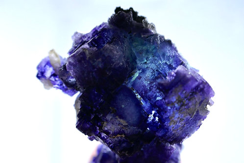 Purple-Blue Fluorite