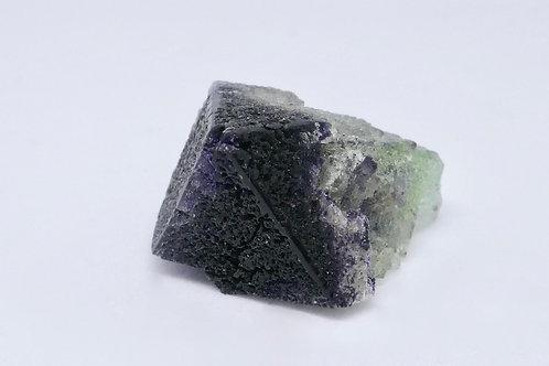 Fluorite from Amis Schlucht