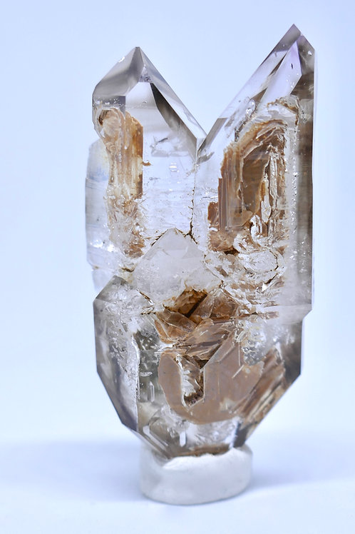Double-ended Quartz Crystal