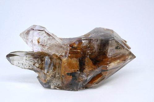 Enhydro Amethyst Cluster