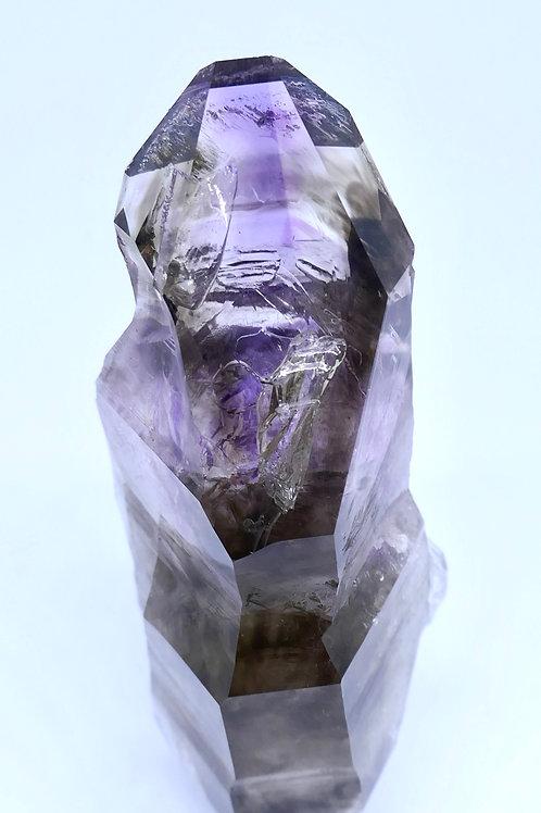 Enhydro Double-ender Amethyst Crystal