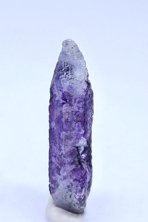 Purple 'Spear' Spinel Fluorite