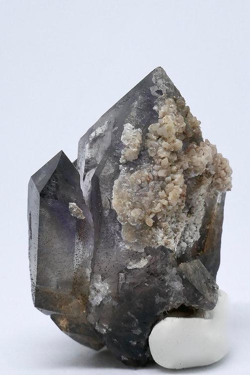Quartz var. Amethyst Crystal