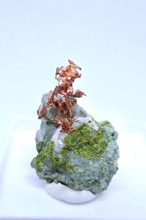 Copper on Quartz