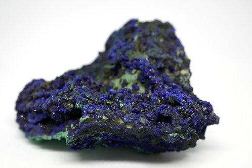 Azurite and  Malachite