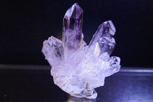 Quartz - Amethyst cluster