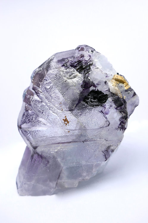 Large Spinel Law Fluorite