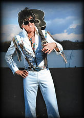 elvis double, imitator