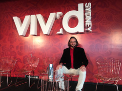 Professor Ghil'ad Zuckermann, Vivid Ideas Sydney, 2017
