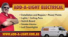 Add-A-Light Electrical Services an Installation