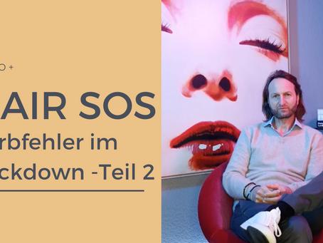 Haar SOS im Lockdown! Wie sollte ich gekaufte Haarfarben anwenden? Auf was achten? Tipps & Tricks