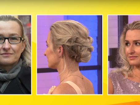 Festliche Frisuren, ob Gast oder Braut – Tipps für Glamour-Wellen. Locken sind immer im Trend!