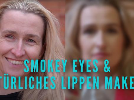 Augen Make-up mit Smokey Eyes um jünger auszusehen? Und Make-up Tipps für Frauen ab 40 mit Chanel