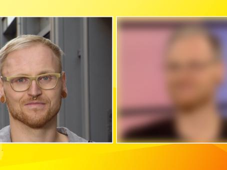 Männlich, dünnes Haar, Geheimratsecken: Welche Frisur passt dazu? Eine hammerstarke Veränderung!