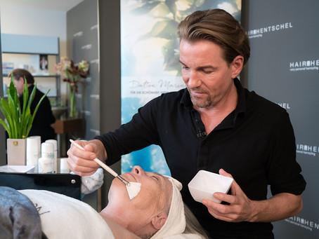 Lifting und Beautybooster mit den richtigen Pflegeprodukten. Pflegeempfehlungen für die reife Haut!
