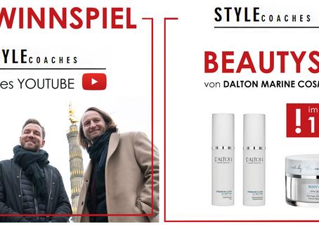 GEWINNSPIEL!!! Stylecoaches goes Youtube!
