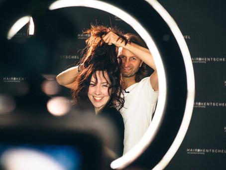 Schnipp, Schnapp Haare ab?! Bob oder Pixie - Wie mutig ist TV-Köchin Aurélie Bastian?