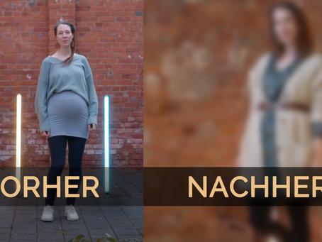 Seit 15 Jahren trägt Arline (33) Zopf, damit soll jetzt Schluss sein! Schwangerschafts-Umstyling