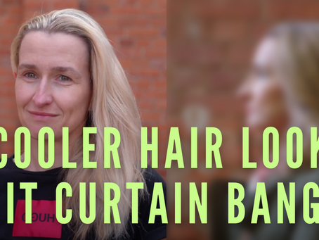 Letzter Haarschnitt war im Juli! Dickes, schweres Haar ab unter die Schere. Friseurberatung de Luxe
