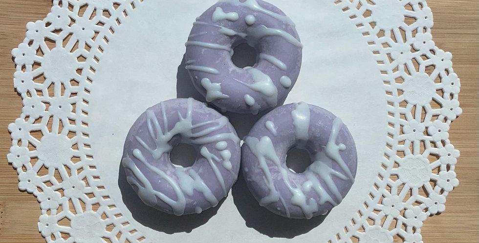 Blueberry 100% Soy Wax Melt Donut