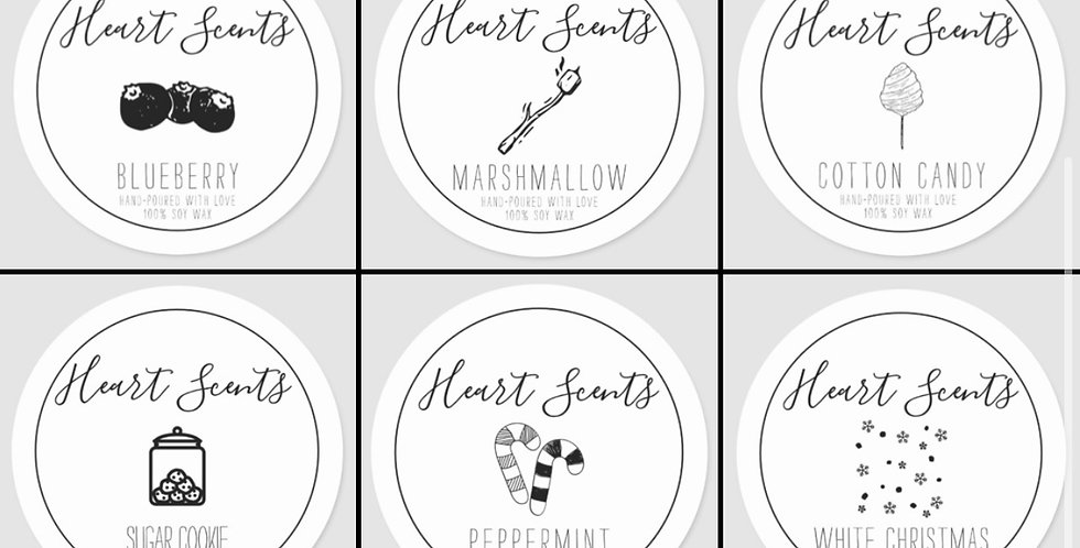 Customize your own Wax Melt