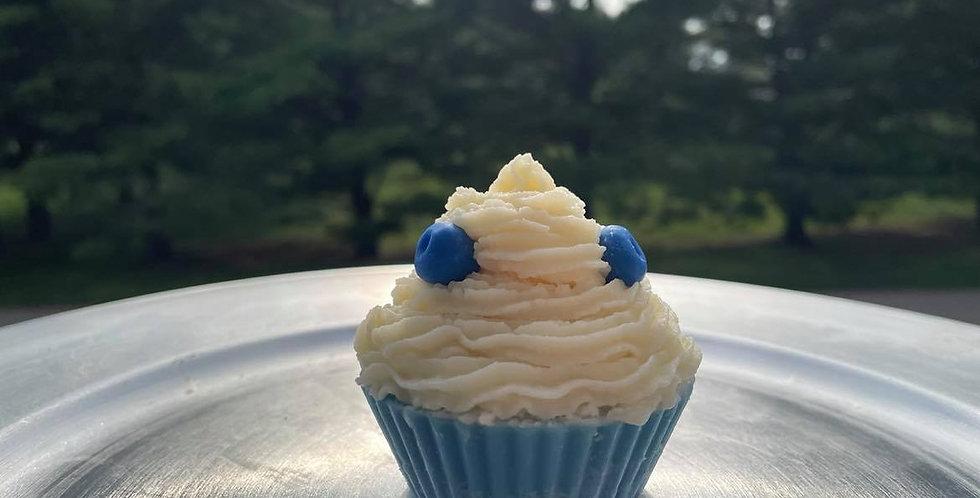Blueberry Cupcake Wax Melt