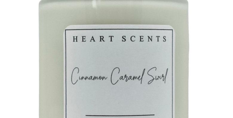Cinnamon Caramel Swirl
