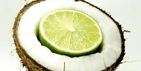 Coconut Lime 100% Soy Wax Melt Donut