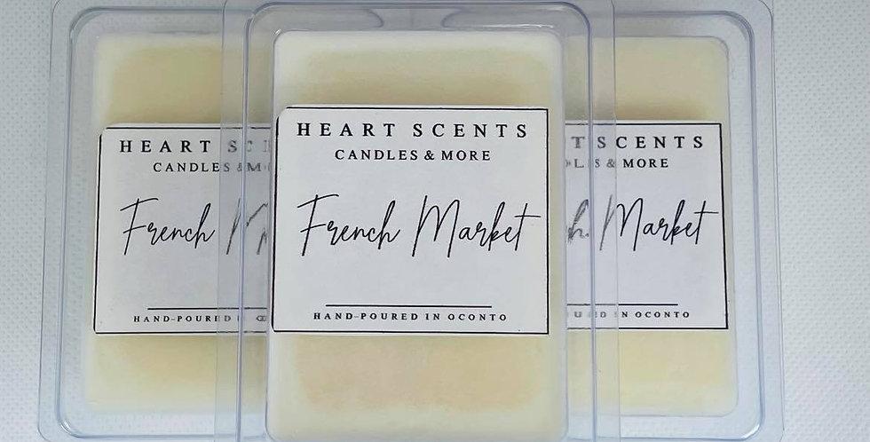 French Market Wax Melt