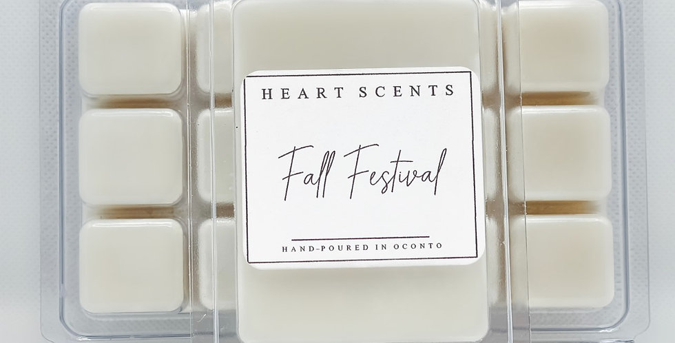 Fall Festival Wax Melt
