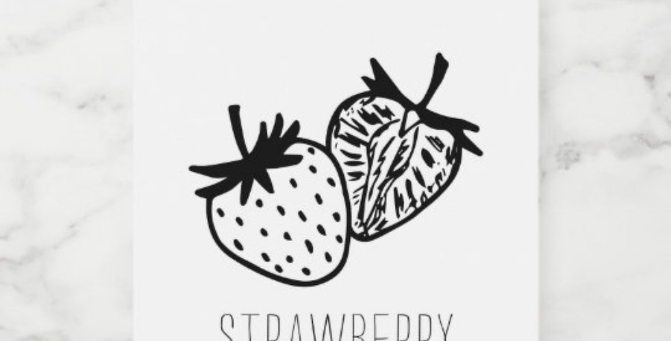 Strawberry Wax Melt