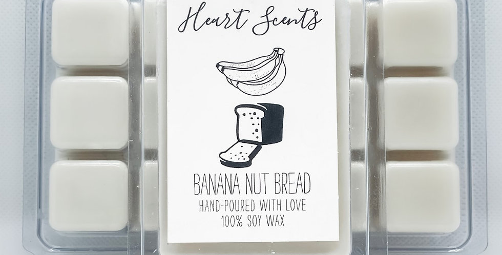 Banana Nut Bread Wax Melt