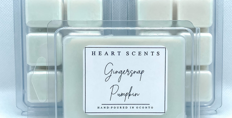 Gingersnap Pumpkin Wax Melt