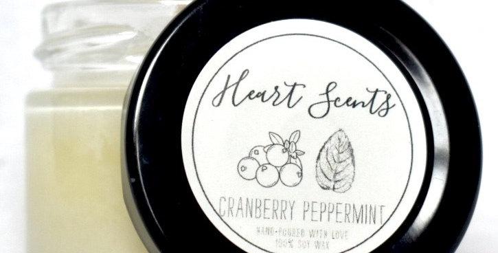 Cranberry Peppermint Mini