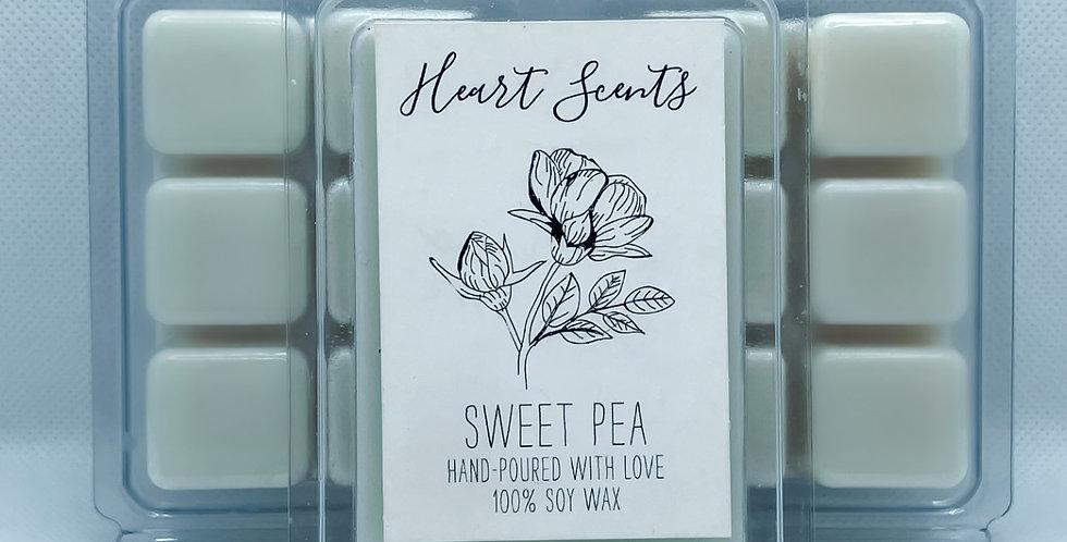 Sweet Pea Wax Melt