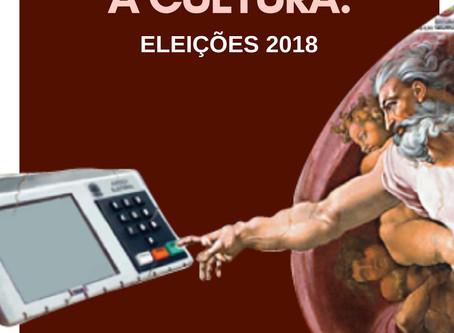 Eleições 2018: Cultura e Patrimônio