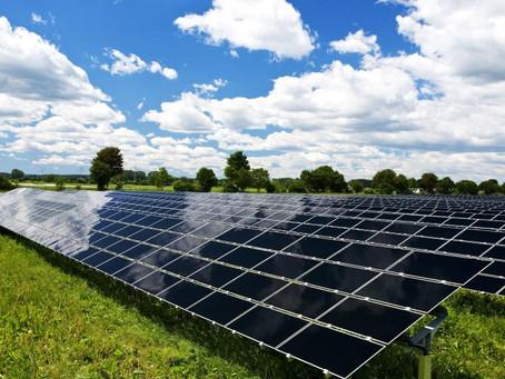 DO GOLFE À ENERGIA SOLAR